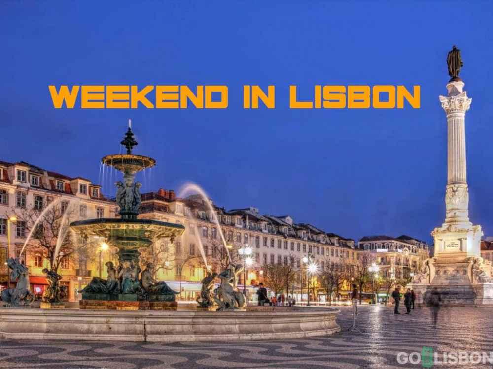 Weekend in Lisbon