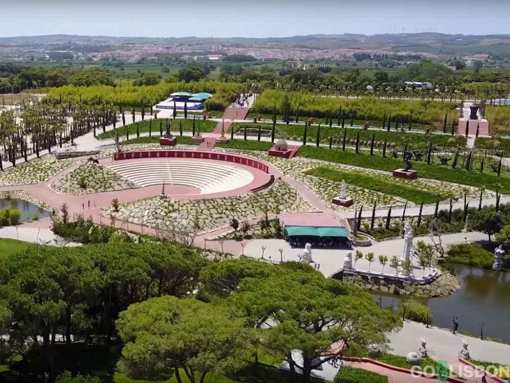 Jardín Buddha Eden