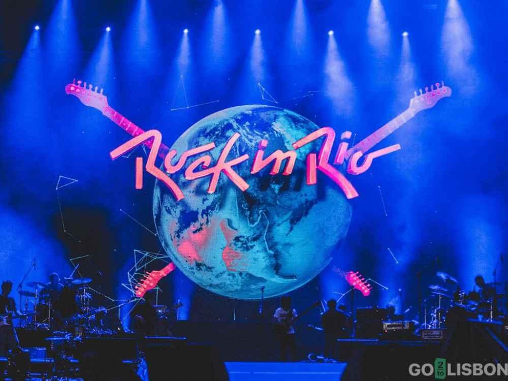 Concert in Lisbon 2018