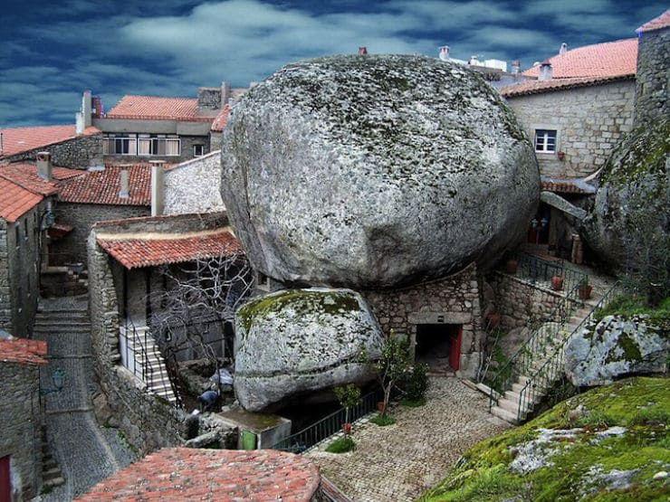 Casa entre Pedras