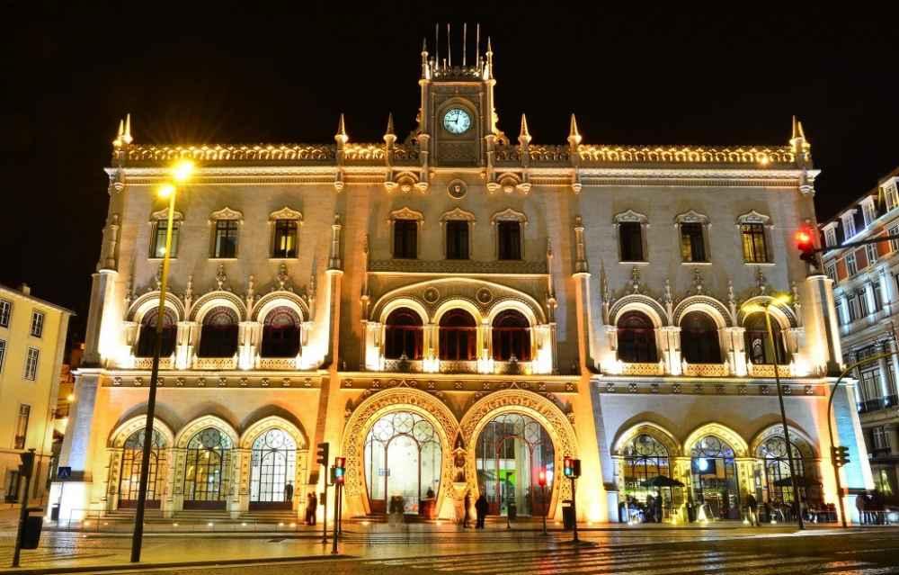 Ночной лиссабон частный тур с фаду