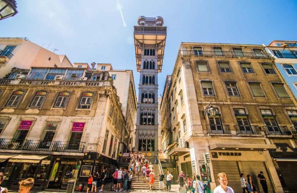 Лиссабон Сити Тур для небольших групп, полдня