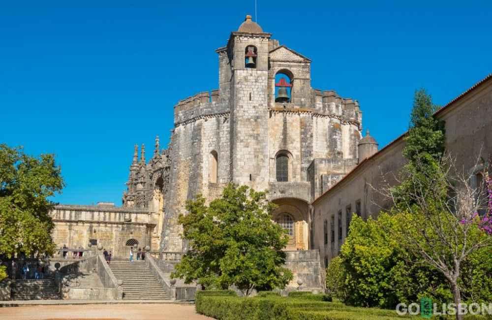 Lisboa, Tomar, Templários – Passeio Privado de Dia Completo