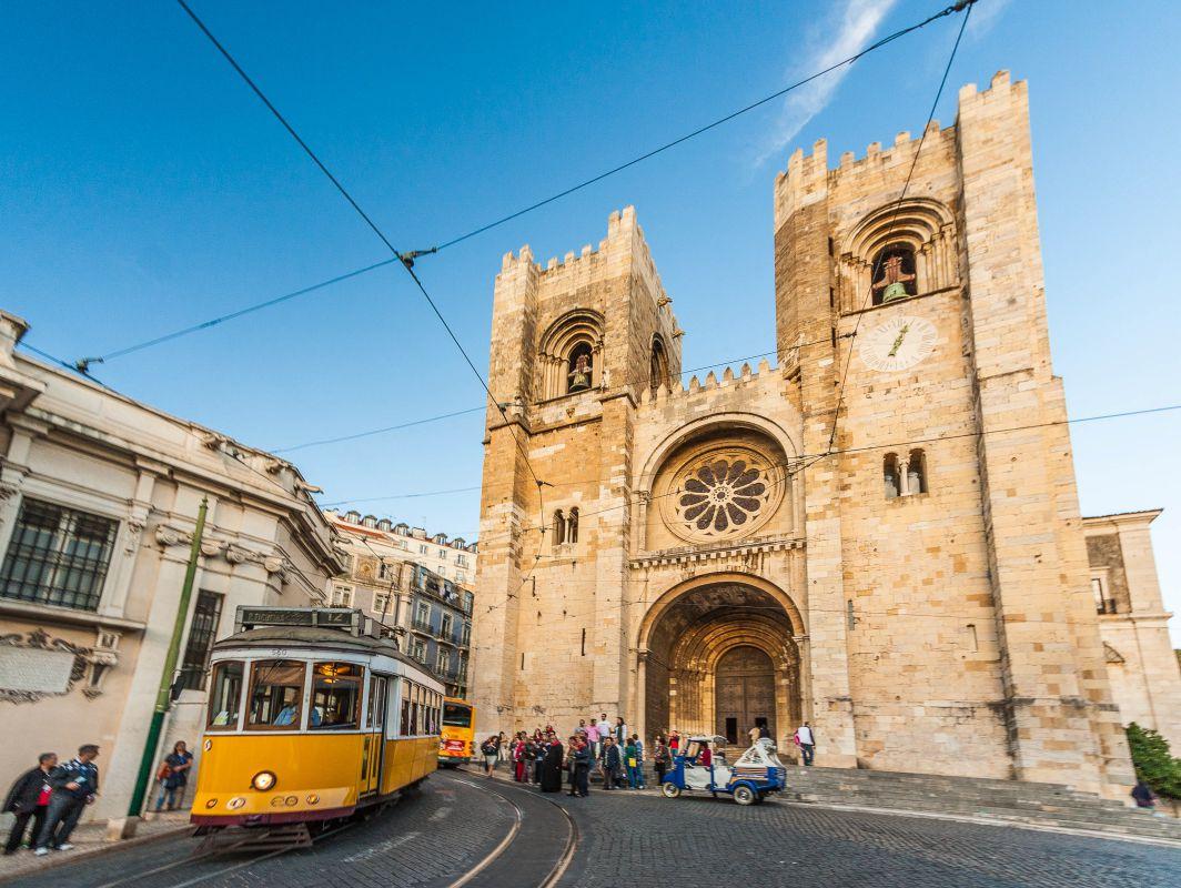 Cathédrale de Lisbonne Se