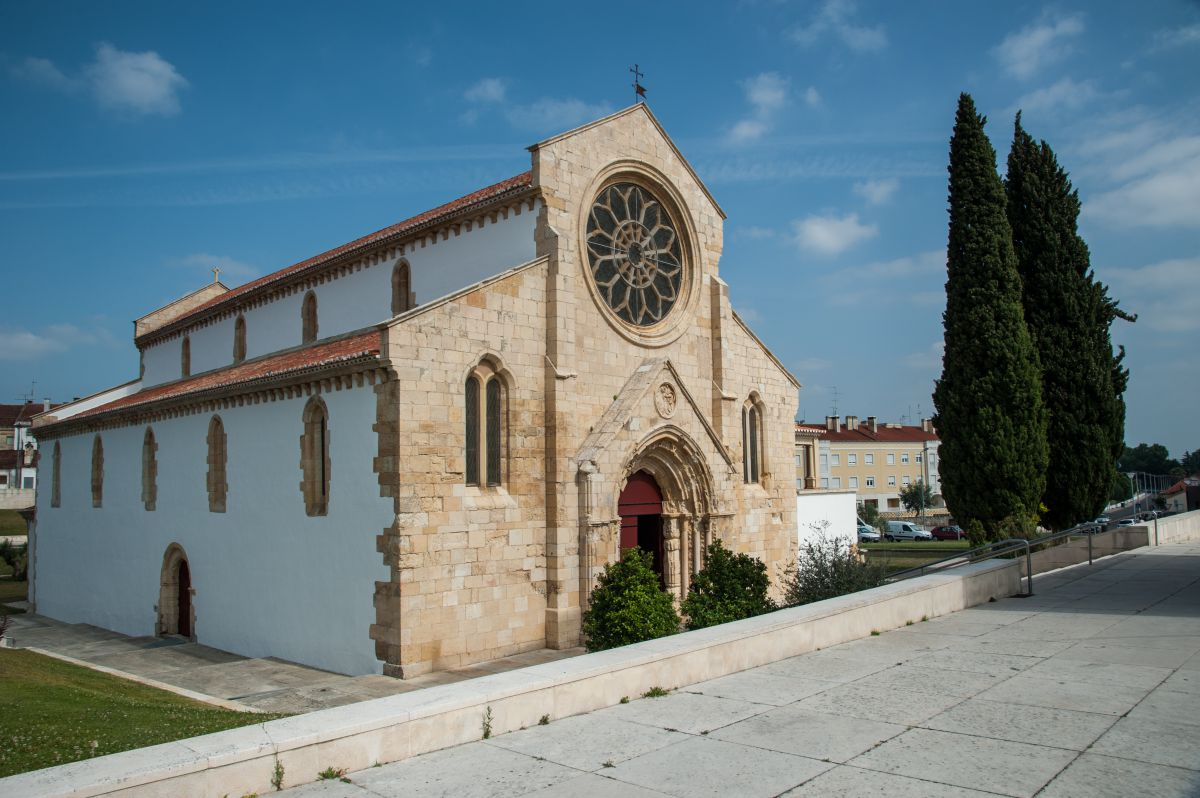 Church Santa Maria dos Olivais