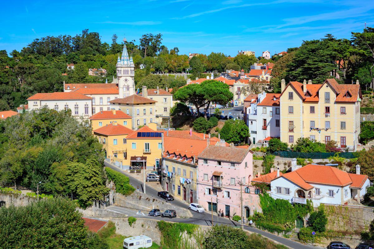 Centre historique de Sintra