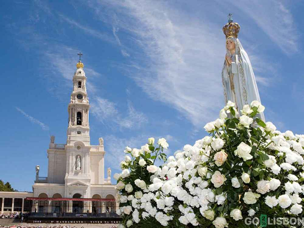 fatima featured Santuario de Fátima