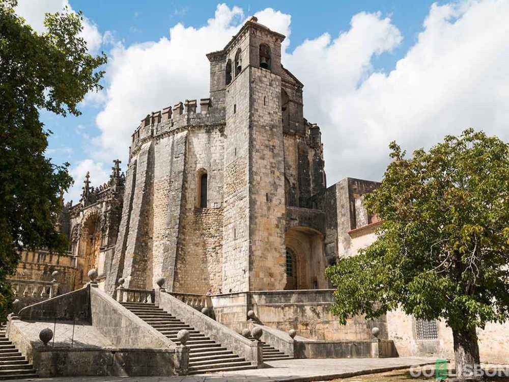 tomar featured Castillo Templario