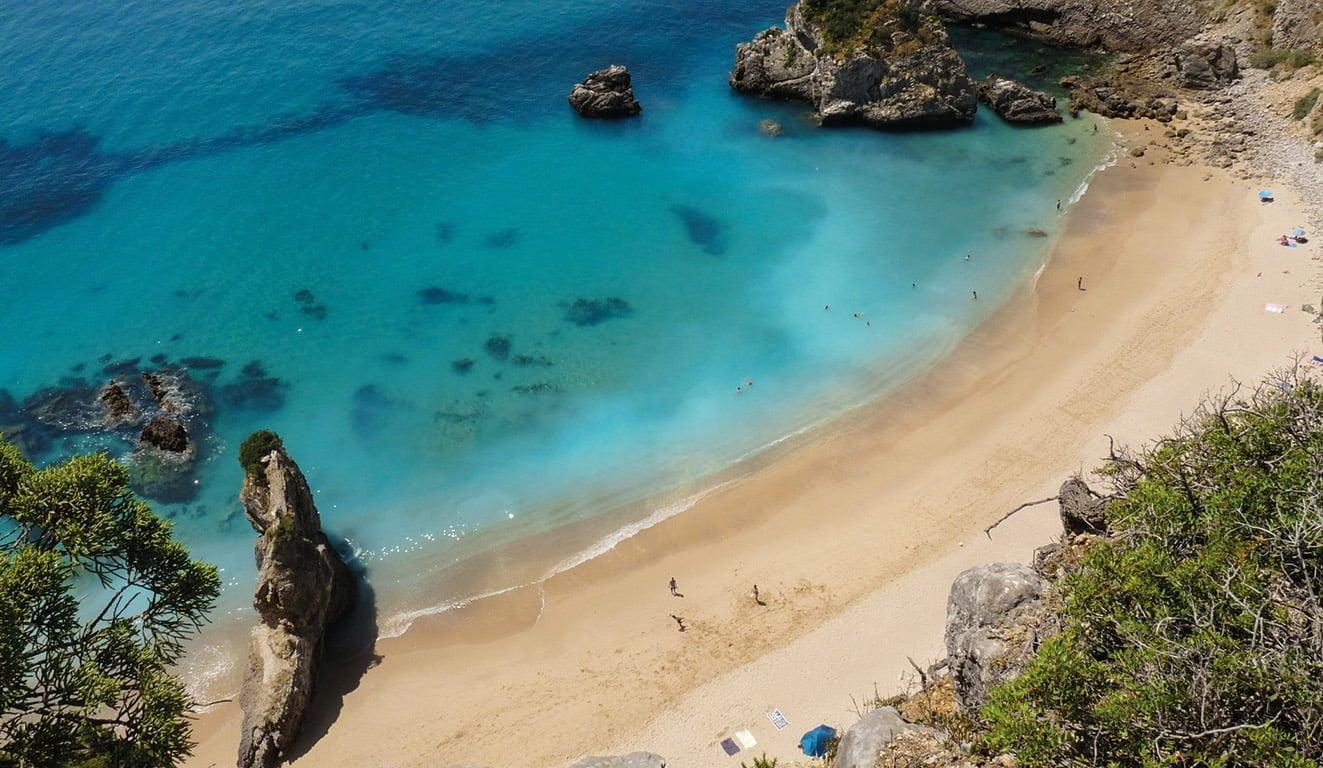 Inferno beach