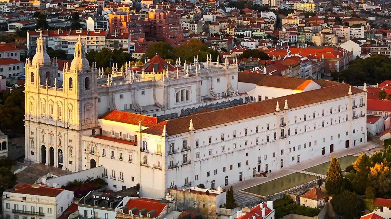 Alfama Mosteiro de São Vicente de Fora